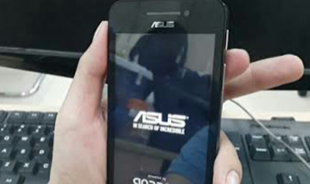 Cara Flashing Asus Zenfone Go X014D Bootloop Tanpa PC