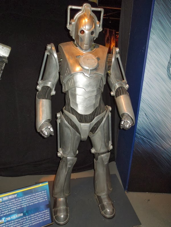 2006 Cyberman Doctor Who