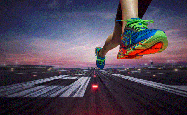 Asics presenta la DynaFlyte Barcelona Marathon