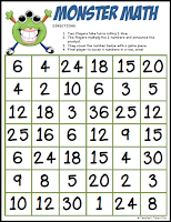Free Multiplication Game