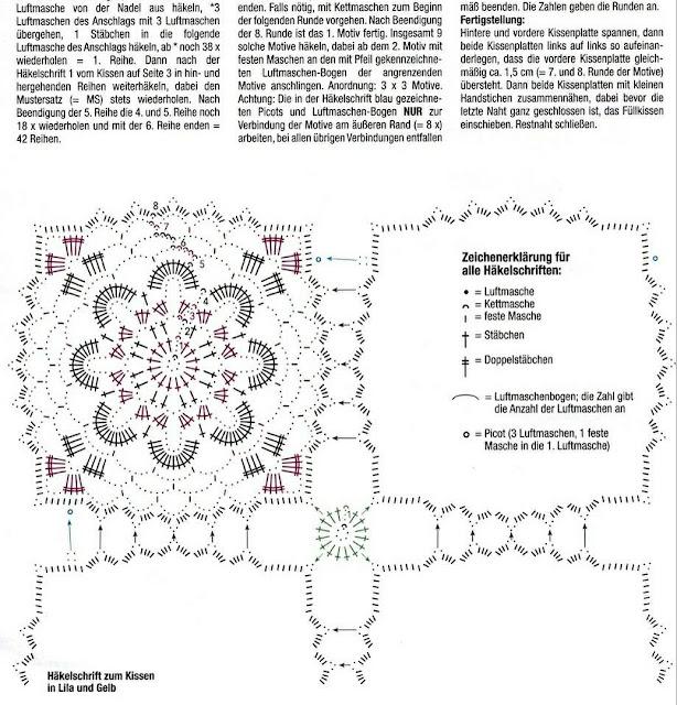 Modèles Splendides Au Crochet Croquis Schèmas Tecendo Artes