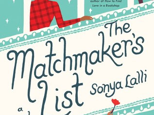 The Matchmaker's List by Sonya Lalli | Review