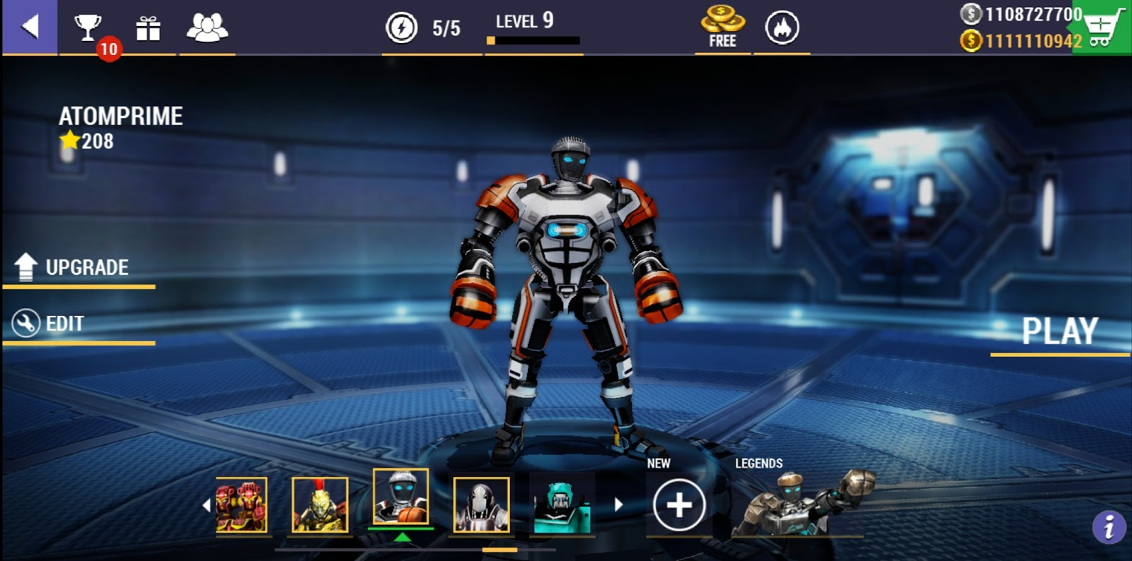 real steel boxing champions apk unlimited money
