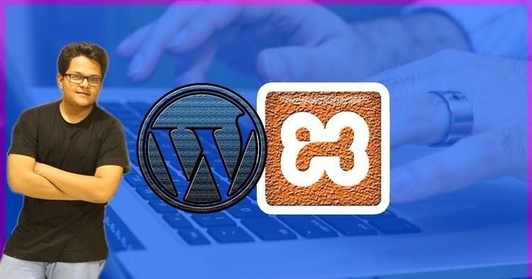 Install WordPress on Computer using XAMPP - Udemy # ...