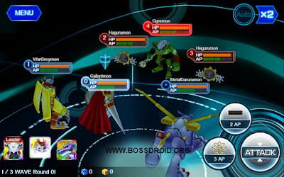 Download DigimonLinks Apk Latest Version for Android  DigimonLinks v2.5.5 Apk Android (Released)