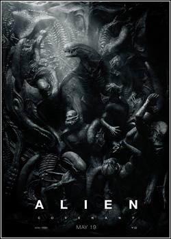 Baixar Alien: Covenant Dublado Grátis
