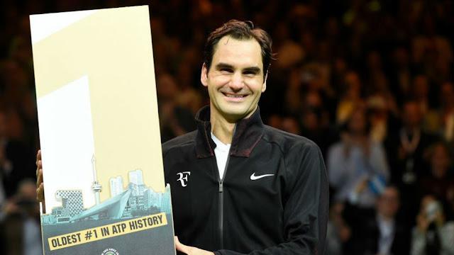 Federer roi de nouveau