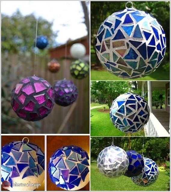 Mosaic Garden 3