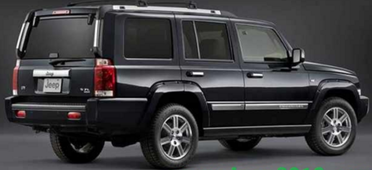 2017 Jeep Commander