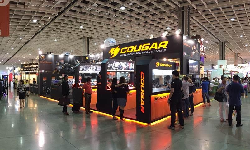 COUGAR at Computex 2015