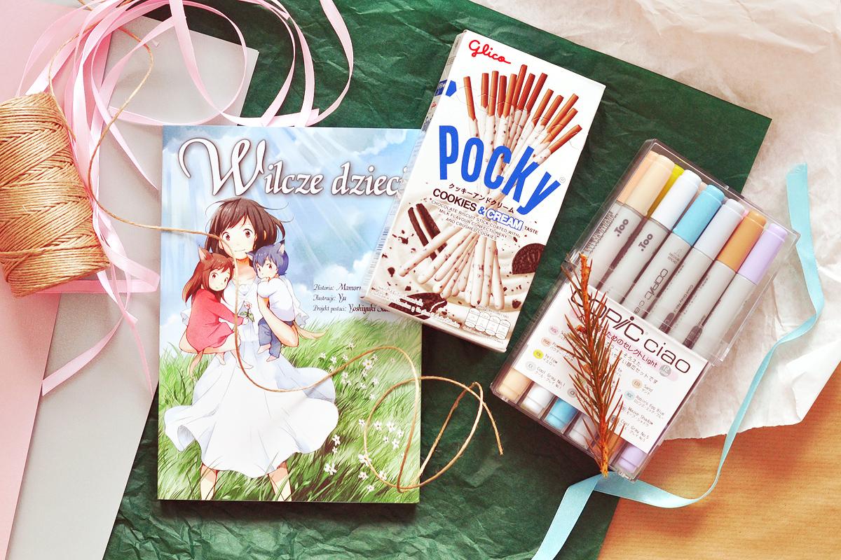 Jaki prezent dla fana mangi i anime