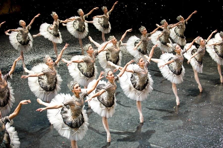 internacional cartelera  El ballet Casse Noisette de Rudolf Noureev para el ballet de la Ópera de Paris