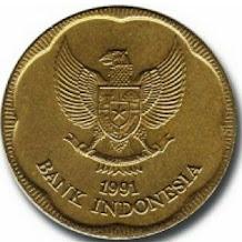 Apakah Benar, Uang Logam Rp 500 Edisi Tahun 1991 Memiliki Kandungan Emas?