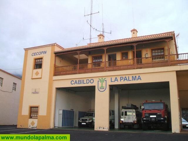 El Cabildo dota al Cecopin de tres nuevos vehículos todoterreno