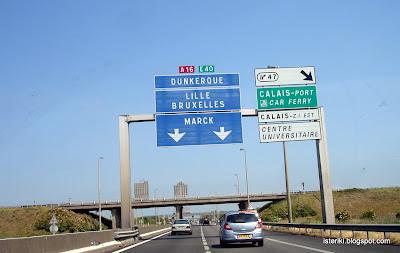 Шоссе во Франции
