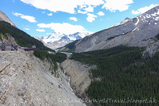 哥倫比亞冰原, Columbia Icefield, Glacier adventure, glacier sky walk, sunwapta valley