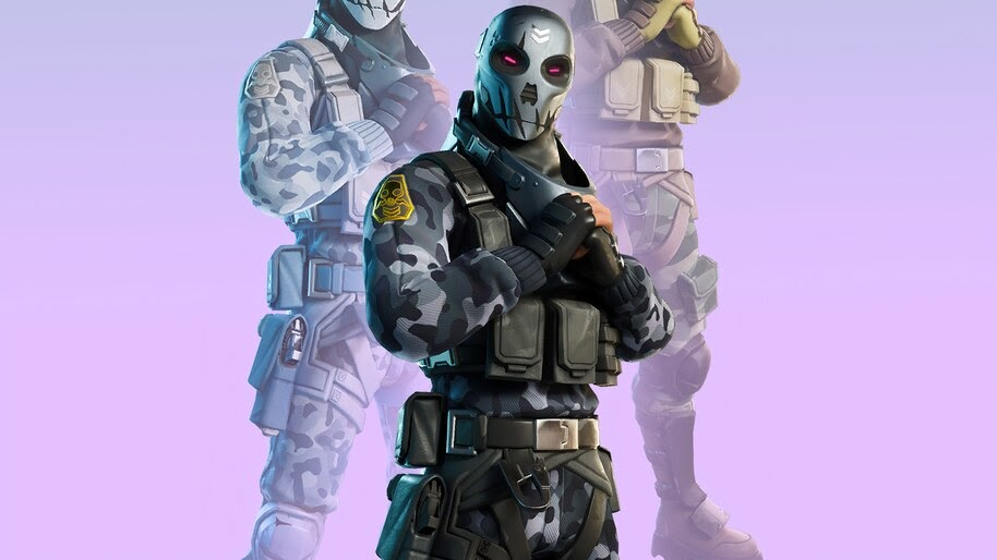 Metal Mouth, Fortnite, Skin, Outfit, 4K, #7.1096