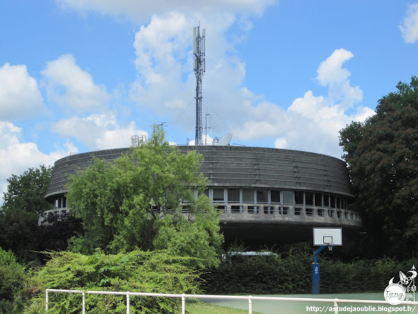 Paris 16ème - U.E.I. Murat - Locaux France Telecom  Architecte: ?  Construction: ?