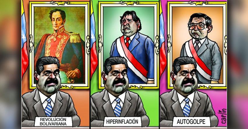 Carlincaturas Sábado 1 Abril 2017 - La República