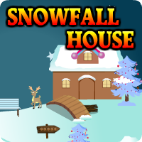 AvmGames Snowfall House Escape