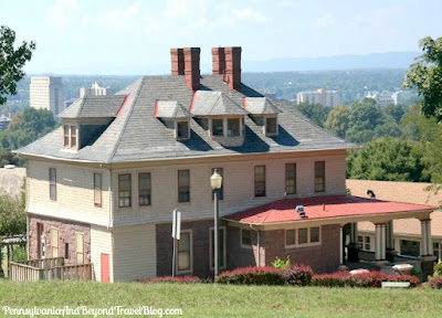 Mansion at Reservoir Park in Harrisburg Pennsylvania