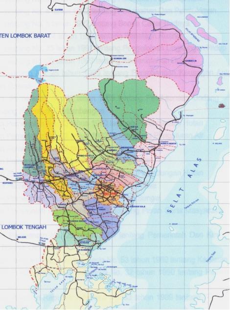PNPM Perdesaan Lombok Timur: Profil