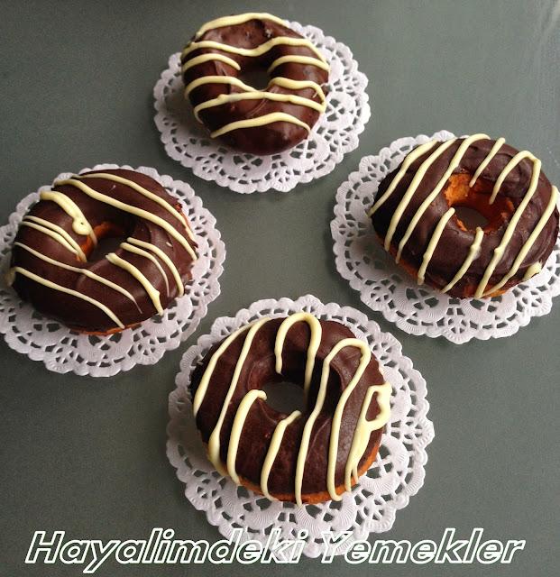 Kolay Donuts Tarifi