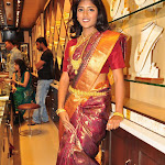 Eesha at Manepally Akshaya Tritiya Jewellery Collections