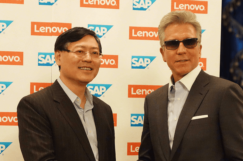 Lenovo and SAP solutions