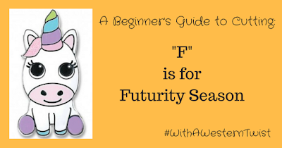 """F"" is for Futurity Season - learning the cutting horse alphabet"