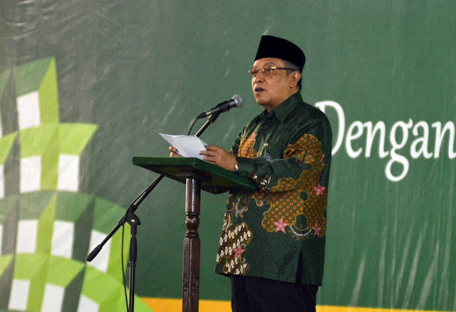 Amanat Hari Santri 2018, Oleh KH Said Aql Siradj
