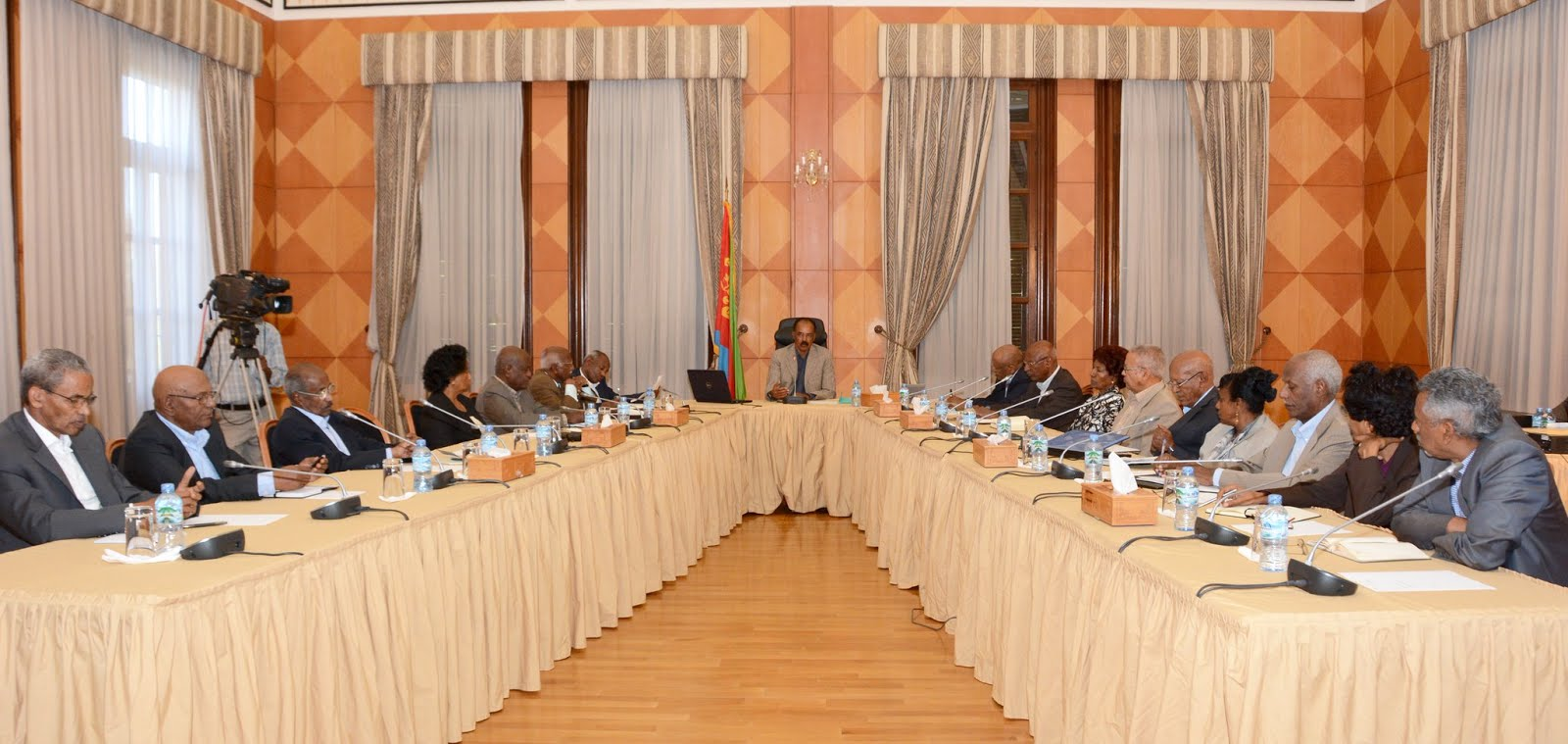 <Eritrea: Cabinet of Ministers holds meeting
