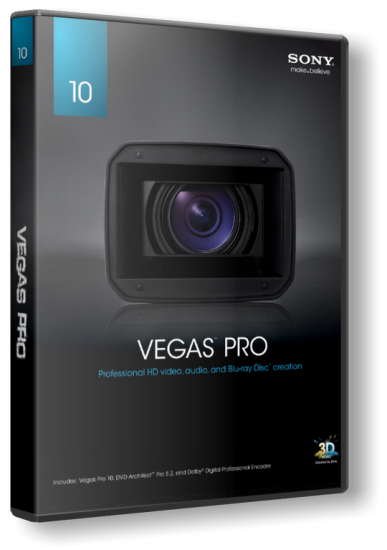 Mengatur kecepatan video | Sony Vegas pro 10 (portable)