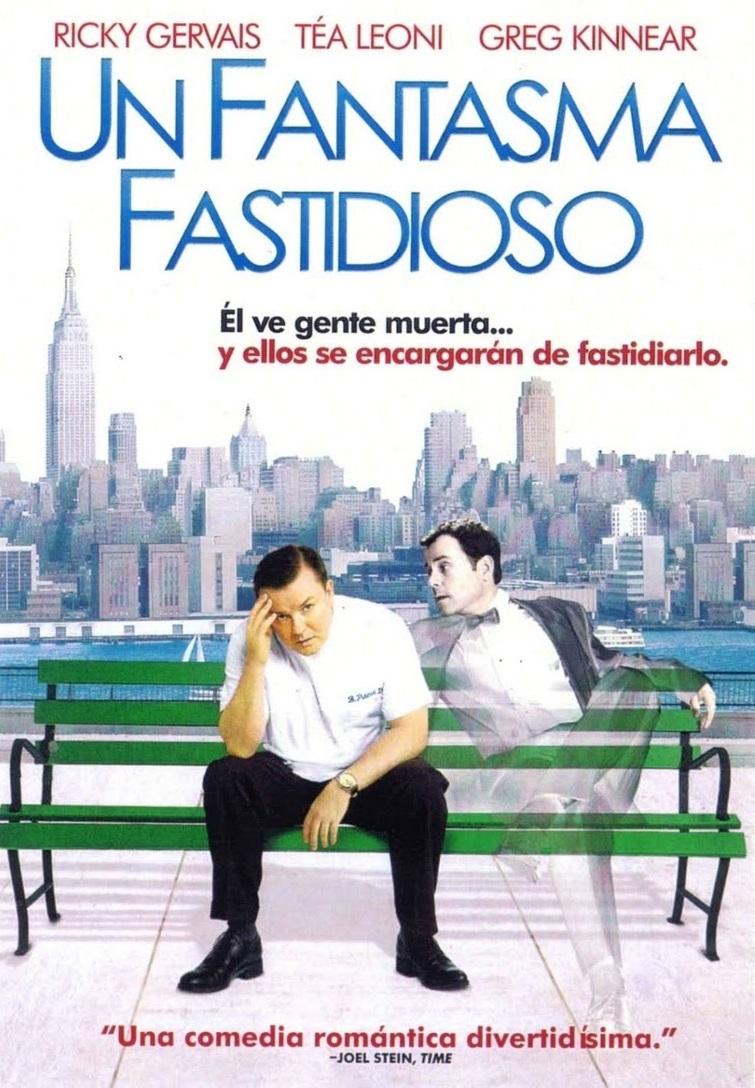 Un Fantasma Fastidioso 2008 Ghost Town Latino Identi