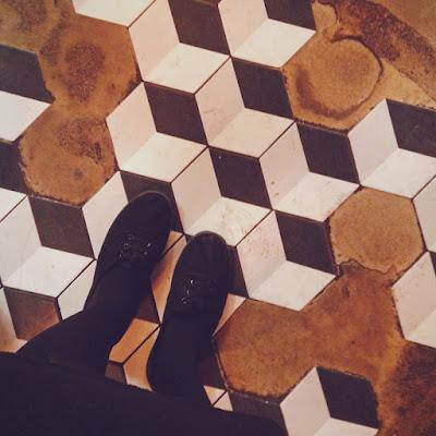 Muchacho Aberdeen floor.