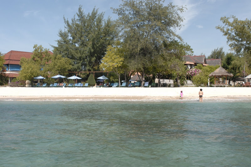 Sewa Villa Gili Trawangan - Lombok
