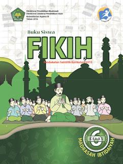 Buku Siswa Kelas 6-VI (Fikih) Kurikulum 2013 Revisi