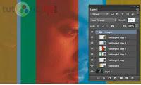 Cara membuat efek poster Ada Apa Dengan Cinta dengan photoshop