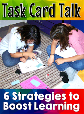 Discover 6 cooperative learning task card strategies to foster meaningful discussion. You can also sign up for a free live webinar with Laura Candler and Rachel Lynette, Power Up Learning with Task Cards.