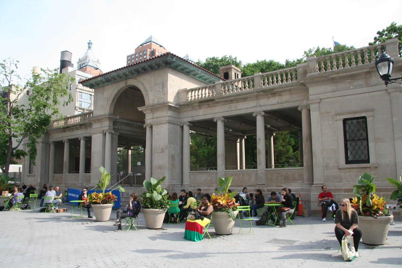 Union Square Park Pavilion Concessionaire Announced Lawsuit Being Prepared
