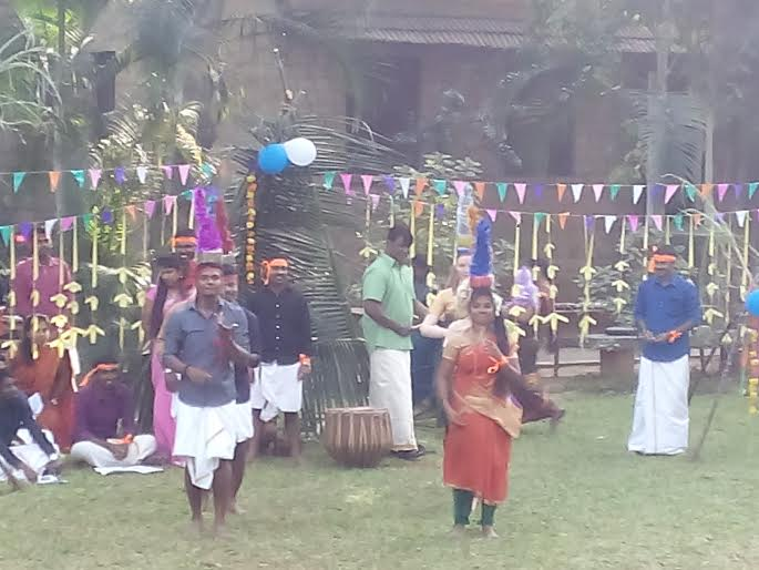 United Theological College, Bangalore: Pongal worship held