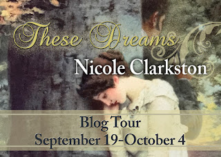 Blog Tour - These Dreams by Nicole Clarkston