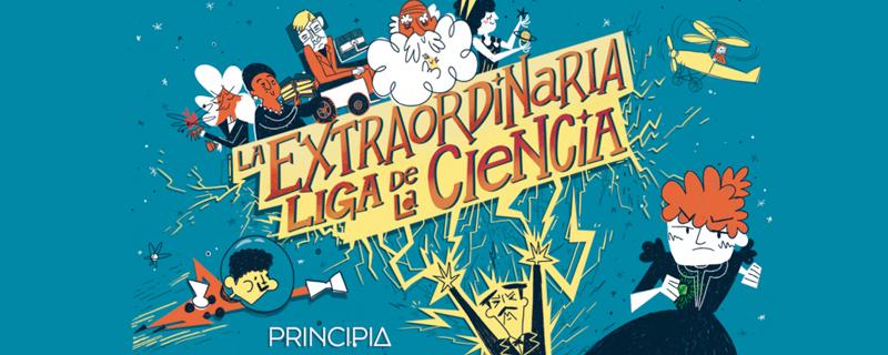Colección de la Extraordinaria Liga de la Ciencia