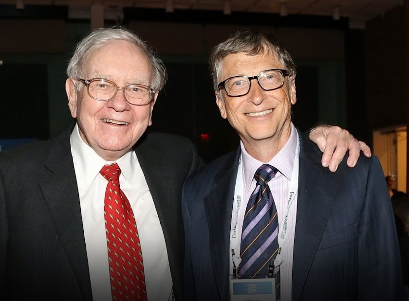 Billionaire Bill Gates Discloses His Ultimate Measure of Success — And How His Mentor Warren Buffett Helped Him Discover It
