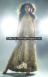 tena durrani latest bridal wear collection