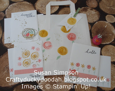 Stampin' Up! UK Independent  Demonstrator Susan Simpson, Craftyduckydoodah!, Swirly Bird,  Supplies available 24/7 from my online store,