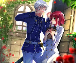 22 Anime Romance Terbaik Versi WibuNews