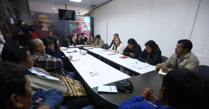 MINEDU insta a maestros levantar huelga y dialogar en mesas técnicas - www.minedu.gob.pe