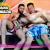 Irmãos Dotados - A Cabana Dos Irmãos - Léo, Dan & Edu Albuquerque (Léo participa de uma transa bare com os irmãos dotados e ainda goza no cu do Dan!)