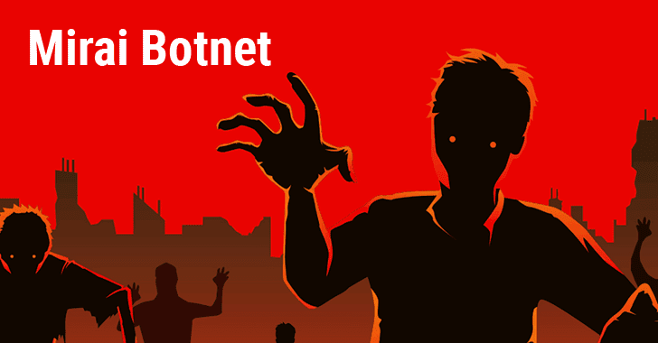Mirai-botnet-ddos-attack
